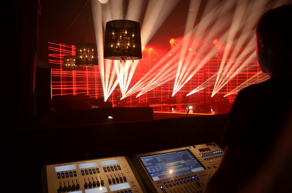 Event Lighting Hire - Manchester