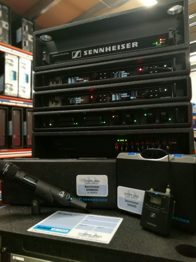 PA System Equipment Hire Manchester