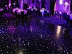 Black LED Dance Floor  (per 2ft x 2ft panel)