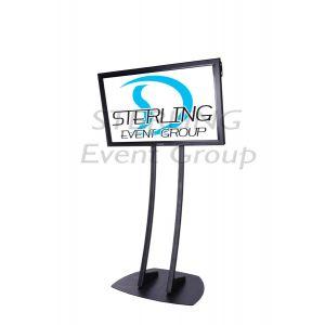 Parabella Plasma Screen Stand