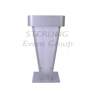 Executive Lectern inc. Downlighters & Reading Light
