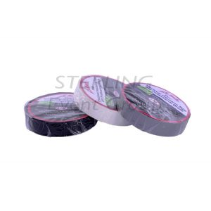 PVC Tape in Black/White/Grey