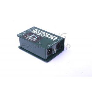 Radial Pro-D2 Stereo Passive DI Box