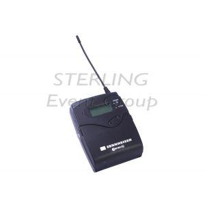Lapel radio microphone system