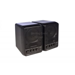 Yamaha MS101III Powered Monitor Speaker Kit (Pair)