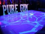 White Dance Floor (per 2ft x 2ft panel)