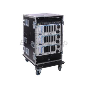SEG 125A 3Ø Event Rack (18x16A patchable dim/hot power- 6 SOCA out)