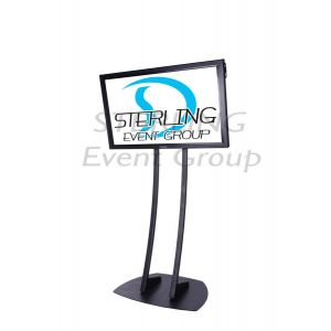 Parabella Plasma Screen Stand