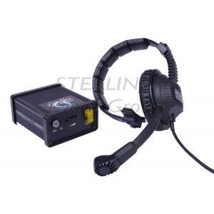 Canford Tecpro BP111/BP511 Beltpack inc. SMH210 Headset