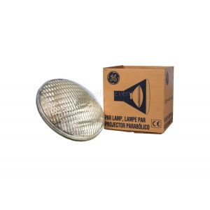 GE 240v 300w Par 56 Medium Flood Lamp