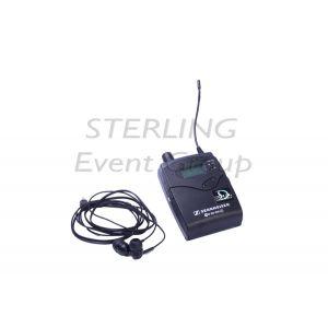 Sennheiser EK300 G3 IEM Receiver