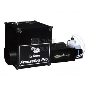 Le Maitre Freeze Fog Pro (excluding CO2 gas)