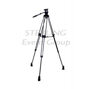 Manfrotto Fluid Head Camera Tripod
